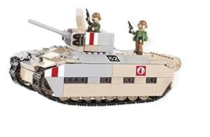 Cobi - 330325 - Petite Armée 2439 Matilda Mk Ii - 400 Briques De Construction