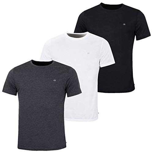 Calvin Klein Golf Herren 3-Pack-T-Shirt - Assorted - M