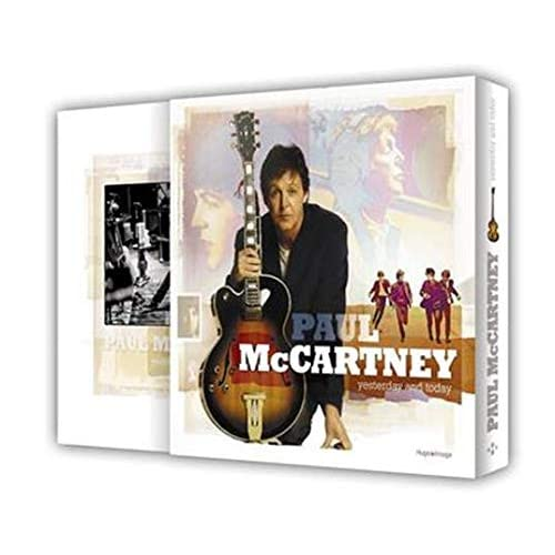 Coffret Paul McCartney Yesterday and Today
