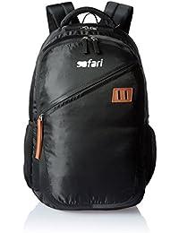 Safari 35 Ltrs Black Laptop Backpack (Stage)