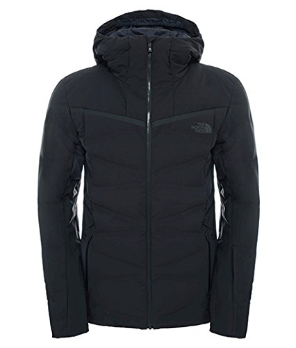 The North Face Herren M Charlanon Down Jacket Jacke, Schwarz-Tnf Black, M (North The Down Schwarz Face Jacket)