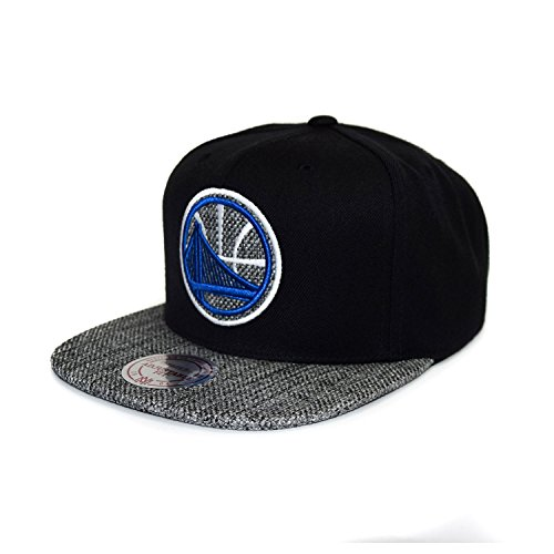 Mitchell & Ness Snapback Cap - WOVEN Golden State Warriors