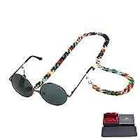 Premium Acrylic Eyeglass Neck Chain, Crystal Eye Glasses String Holder, Eyeglasses Strap For Women,By Darlinghug