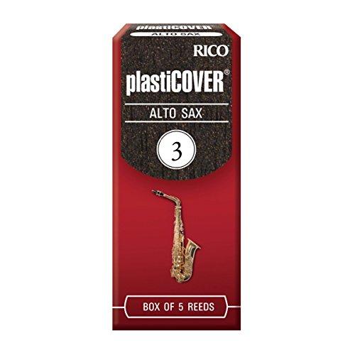 Strumenti a Fiato Vandoren Rico Ance SAX ALTO Plasticover 3 (5pz)