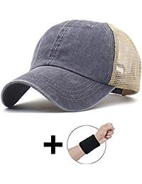 LYworld Gorras Beisbol Unisex Gorra de Trucker Sombrero de Baseball Cap  Sombreros Hip Hop Gorra para 5d081b652de