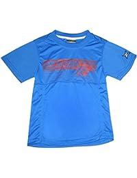 NBA Oklahoma City Thunder Jungen Komfortable Fit Kurzarm T-Shirt