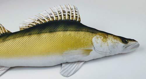 GabyKuscheltier Fisch Zander 80cm - 3