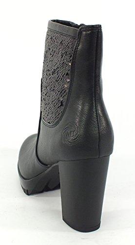 Marco Tozzi Stiletto Stiefelette schwarz Gr. 39 -