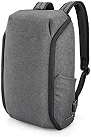 15 Inch Laptop Business Travel computer Backpack I Waterproof Anti Theft External USB Charging I Suitable for
