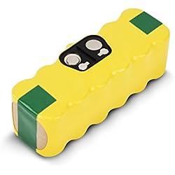 Tomkity 4000mAh Batterie pour iRobot Roomba 500 510 520 525 530 531 532 535 540 550 555 560 562 563 570 580 581 590 600 610 625 700 760 770 780 800 870 880