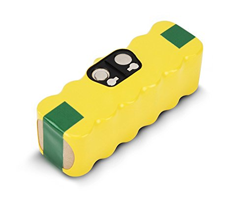 Tomkity 4000mAh Batterie pour iRobot Roomba 500 510 520 525 530 531 532 535 540 550 555 560 562 563 570 580 581 590 600 610 625 700 760 770 780 800 870 880