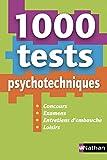 1 000 nouveaux tests psychotechniques - entraînement intensif - 2019...