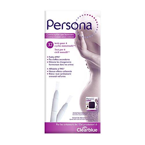 Persona Teststäbchen für Verhütungsmonitor, 32 Stück