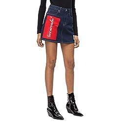 Calvin Klein Falda Jeans HR...