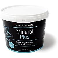 Unique Koi Mineral Plus 3000g para buena calidad y estable Agua Valores