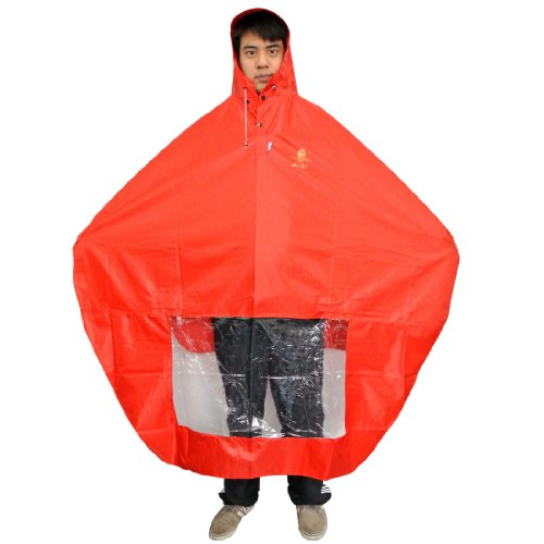 navadeal-red-scooter-motorcycle-cape-raincoat-cover-with-mirror-slots