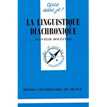 La linguistique diachronique