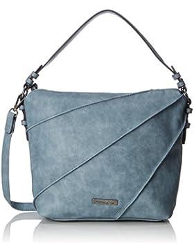 Tamaris Damen Jutta Hobo Bag S Umhängetasche, 12x32x27 cm