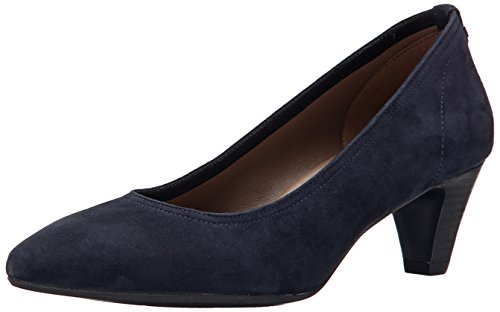 Ecco ALTONA Damen Pumps Marineblau