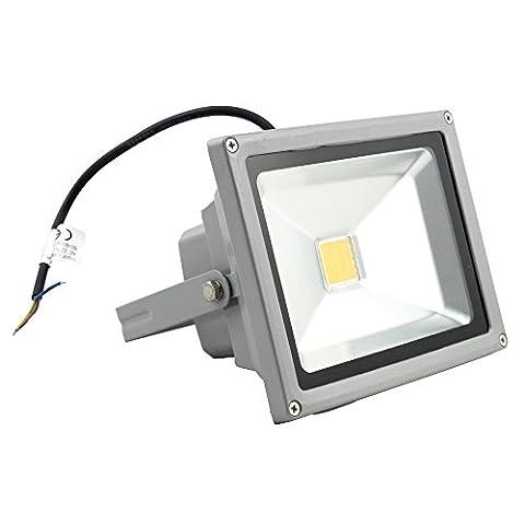 VINGO® 20W Fluter LED Flood Light SMD Flutlicht Außen Scheinwerfer Strahler Licht IP65 Gartenleuchte Security Light