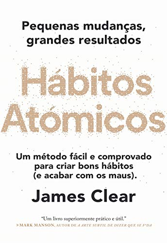 Hábitos Atómicos (Portuguese Edition) eBook: James Clear: Amazon ...