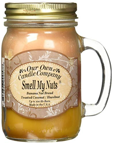 Our Own Candle Company Duftkerze Smell My Nuts 368 g