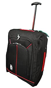 ASAB Airline Cabin Size Hand Luggage Carry On Cabin Bag Holdall Trolley Ryanair