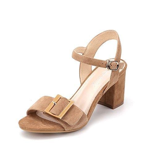 Estate moda donna sandali confortevole,42 blu apricot