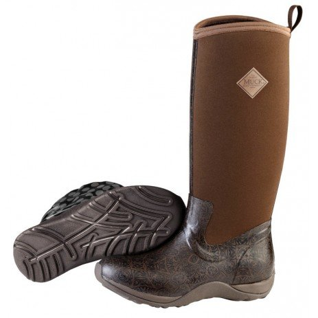 Muck Boots Artic Adventure Print brown aztec