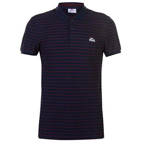 Lonsdale Mens Slim Polo Shirt