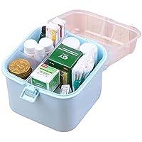 Mini Portable Medicine Box Kosmetikbox Aufbewahrungsbox, blau preisvergleich bei billige-tabletten.eu