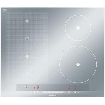 Siemens - piano cottura a induzione EX679FEC1E finitura ...