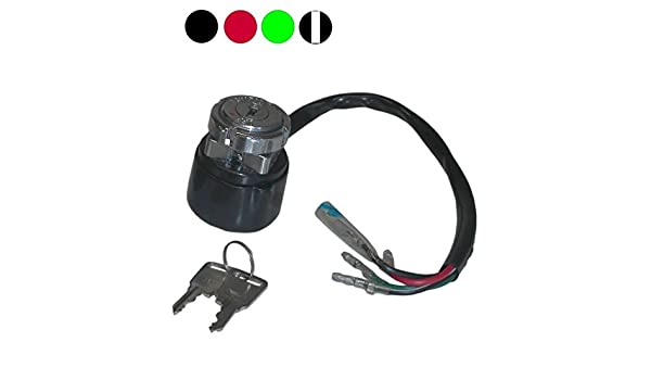 Ignition Switch for 1977 Honda ST 70 K3
