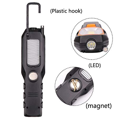 Zoom IMG-1 qka lampada ricaricabile 10w portatile