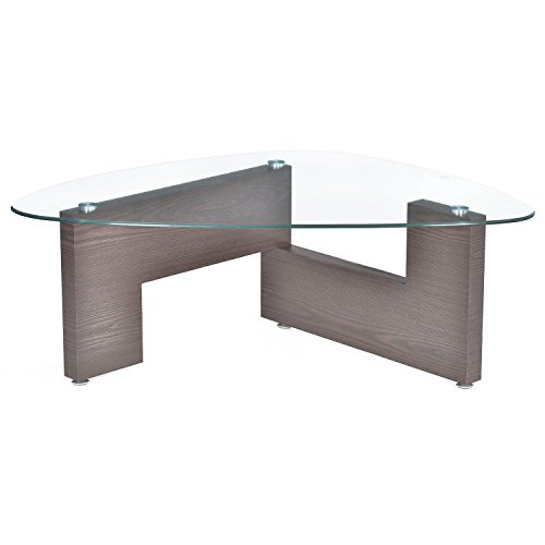 @home by Nilkamal Lisburn Center Table (Brown)
