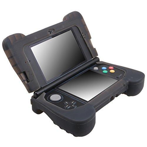Pandaren® silicona mano agarre Fundas Protectores para NEW 3DS (no para la versión antigua 3DS)