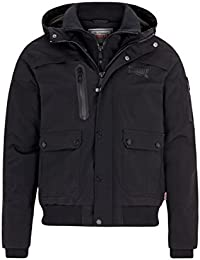 Lonsdale London Herren Jacken / Winterjacke Hillbrae