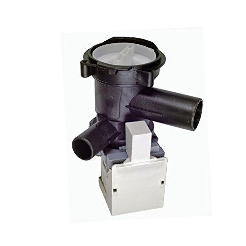 Europart 10002339 Ablaufpumpe Magnettechnikpumpe Magnetpumpe Pumpenmotor Pumpe 30 Watt Laugenpumpe passend wie Siemens Bosch 144978 0144978 auch Constructa Crolls Hitaschi Lynx