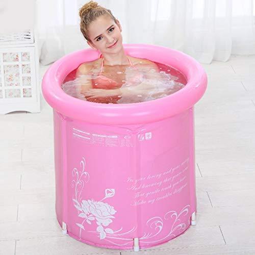 Erwachsener Bad Falten Aufblasbare Badewanne PVC-Home Bad-lauf