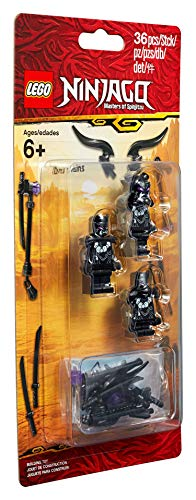 bekannt Ninjago - Masters of Spinjitzu - 853866 - Oni Battle Pack - Zubehör Set -