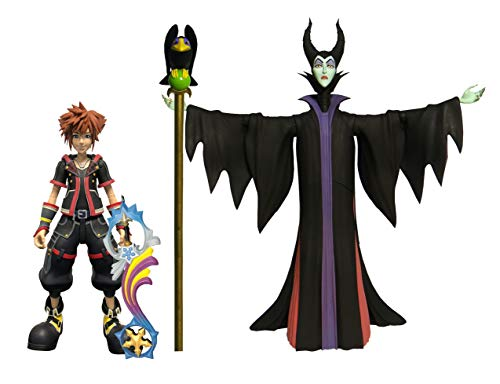Kingdom Hearts SEP188216 Action-Figur, Verschiedene