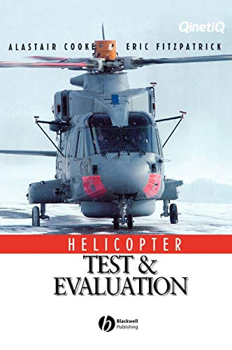 Helicopter Test and Evaluation (Aiaa Education Series)