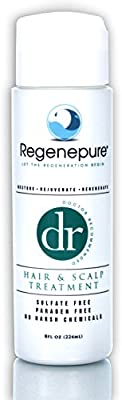 Regenepure DR Hair Loss Shampoo for Hair Growth and Scalp Treatment 8 oz. from Salonceuticals