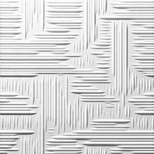 pannello in polistirolo per soffitti e pareti 50x50 lille al mq