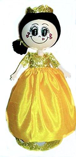 Muñeca Personalizada Fofucha Princesa Bella