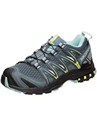 0a246e16b11ba Salomon XA Pro 3D GTX – Zapatos de Trail Running, Stormy Weather/Lead/