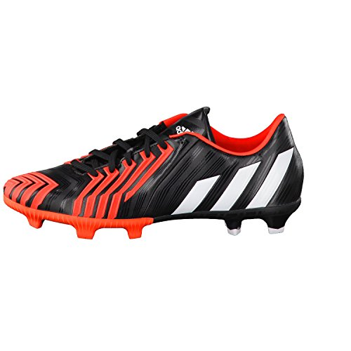Adidas Performance - Predator Absolion Instinct Firm Ground, Scarpe Da Calcio da uomo Nero/Rosso/Bianco