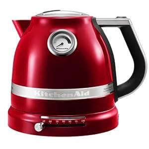 KitchenAid 5KEK1522ECA Wasserkocher Serie Artisan, liebesapfel rot
