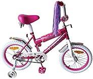 دراجة بسمة للبنات، 14 انش 25-14021