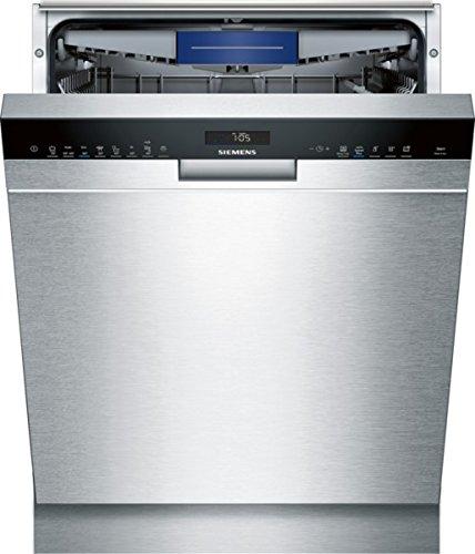 Siemens SN458S02ME iQ500 Geschirrspüler 1.7 cm/A++ / 266 kWh/Jahr / 2660 L/Jahr/AquaStop/edelstahl